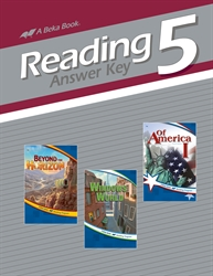 Reading 5 Answer Key
