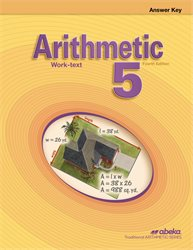 Arithmetic 5 Answer Key