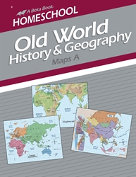 Abeka Product Information Homeschool Old World History And