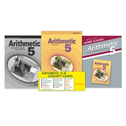 Grade 5 Arithmetic Parent Kit