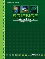 Science: Earth and Space Activity Key