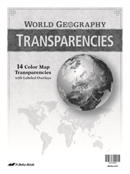 World Geography Teaching Transparencies