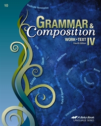 Grammar and Composition IV