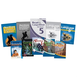 Grade 5 Language Arts Child Kit