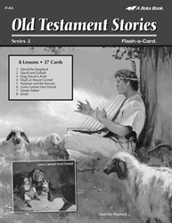 Old Testament Stories Series 2 Lesson Guide