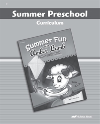 Summer Preschool Curriculum