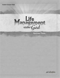 Life Management Under God Quiz and Test Book