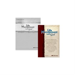 Life Management Video Student Kit