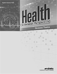 Health in Christian Perspective Quiz and Test Book