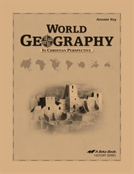 World Geography Answer Key