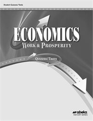Economics Quiz and Test Book
