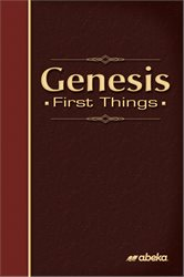 Genesis: First Things