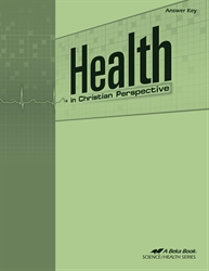 Health in Christian Perspective Answer Key