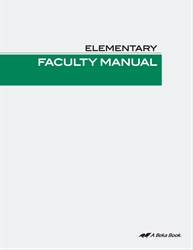 Elementary Faculty Manual