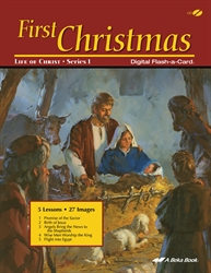 First Christmas CD/Lesson Guide