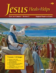 Jesus Heals and Helps CD/Lesson Guide