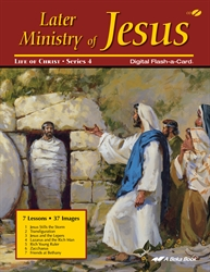 Later Ministry of Jesus CD/Lesson Guide