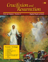 Crucifixion and Resurrection CD/Lesson Guide