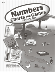 Numbers Charts and Games Practical Tips Book (Replacement)