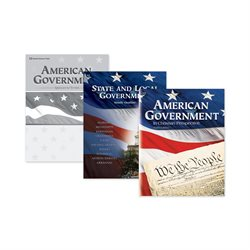 American Government Video Student Kit