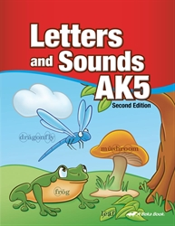 Letters and Sounds AK5  (Unbound)