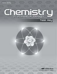 Chemistry Test Key