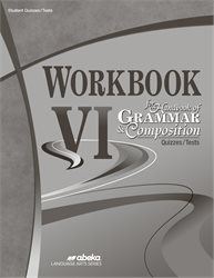 Workbook VI Quiz and Test Book
