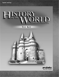 History of the World Test Key