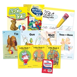 K4 Child Kit (Cursive)