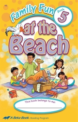 Family Fun at the Beach  (Package of 10)