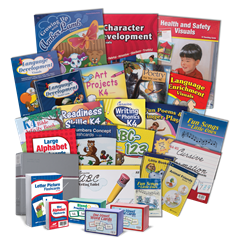 K4 Teacher Curriculum Kit (Cursive)
