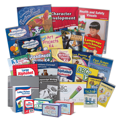K4 Teacher Curriculum Kit (Manuscript)