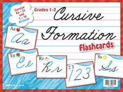 Cursive Formation Flashcards (1-2)