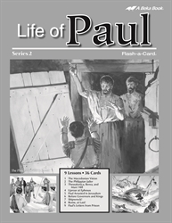Life of Paul Series 2 Lesson Guide