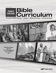Grade 1 Bible Curriculum