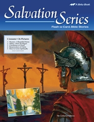 Salvation Series Flash-a-Card Bible Stories