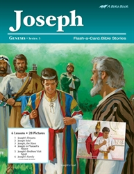 Joseph Flash-a-Card Bible Stories
