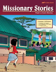 Missionary Stories Flash-a-Card Bible Stories
