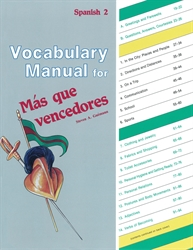 Spanish 2 Vocabulary Manual