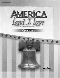 America: Land I Love Quiz Book