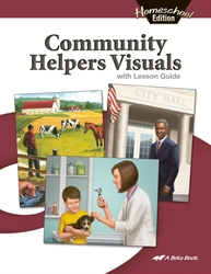 Homeschool Community Helpers Visuals