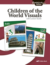 Homeschool Children of the World Social Studies Visuals