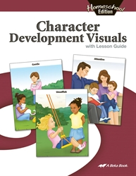 Homeschool Character Development Visuals