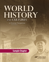 World History and Cultures Digital Textbook—SAMPLE