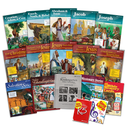 K5 Bible Curriculum Kit