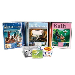 Grade 2 Bible Kit—Revised