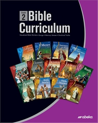 Grade 2 Bible Curriculum—Revised