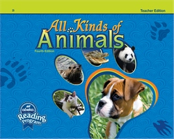 All Kinds of Animals Teacher Edition—Revised