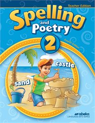 Spelling and Poetry 2 Teacher Edition—Revised