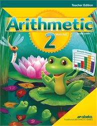 Arithmetic 2 Teacher Edition—Revised